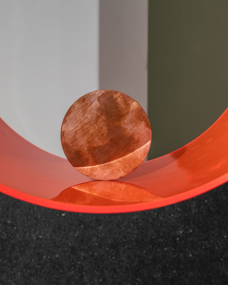 1 kg of Copper - FCBStudios Carbon Counts