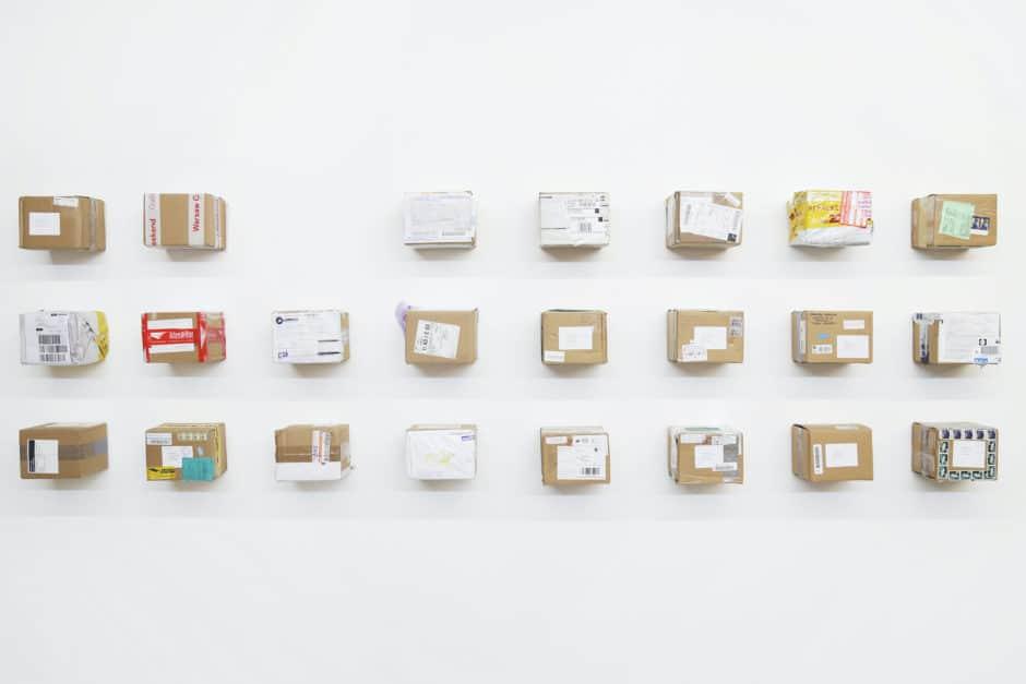 Boîtes postales de l'espace aérien international 2020